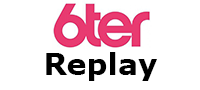 Logo 6ter Replay