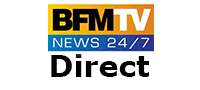 Logo BFM TV Direct‎