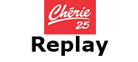 Logo RMC Chérie 25 Replay