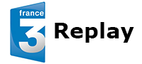 Logo France 3 Replay